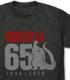 ★限定★ゴジラ65周年Tシャツ ゴジラ・ストア限定Ver.