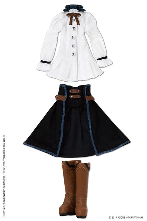AZONE/ピコニーモコスチューム/PIC270-BLB【1/12サイズドール用】1/12 Sheila ドレスセット