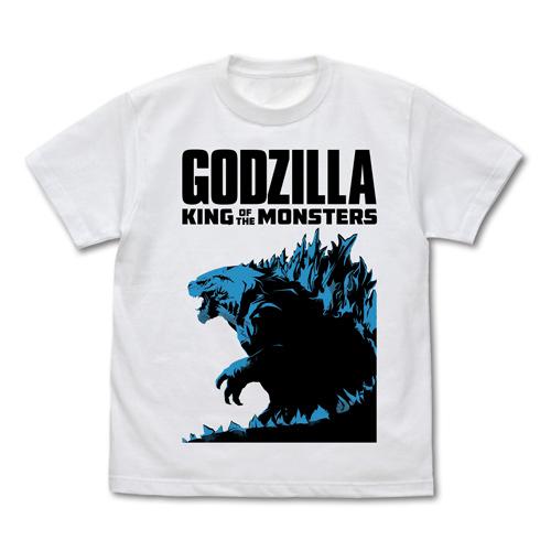 ゴジラ/ゴジラ キング・オブ・モンスターズ/GODZILLA K.O.M. ゴジラ Tシャツ