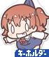 スタイリッシュ&四角かわいいデフォルメキャラクター商品画像