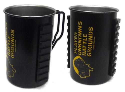 PLAYERUNKNOWN'S BATTLEGROUNDS/PLAYERUNKNOWN'S BATTLEGROUNDS/PUBG ミリタリーマグカップ
