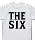 ジュリア THE SIX Tシャツ