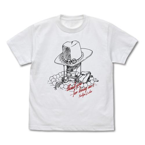 ONE PIECE/ワンピース/エースのハット Tシャツ