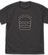 侑のハンバーガー Tシャツ