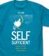 バゼットの「生きること(物理)」Tシャツ