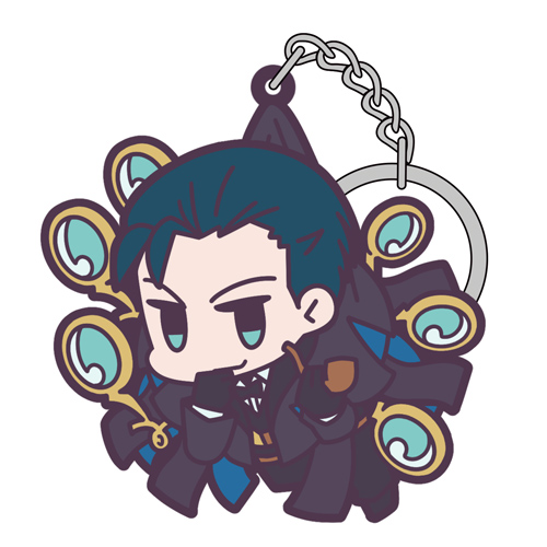 Fate/Fate/Grand Order/ルーラー/シャーロック・ホームズ つままれキーホルダー