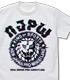 新日本プロレスリング/新日本プロレスリング/ライオンマーク Tシャツ グリッチVer.