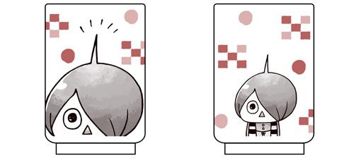 ゲゲゲの鬼太郎/ゆる~いゲゲゲの鬼太郎/鬼太郎の妖気を感じる 湯のみ