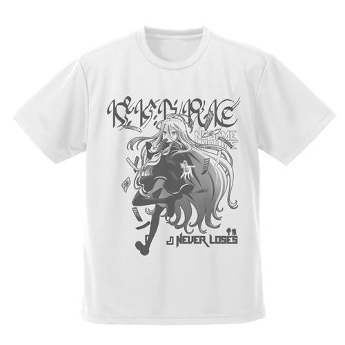 ノーゲーム・ノーライフ/ノーゲーム・ノーライフ/「白」 ドライTシャツ