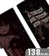 時崎狂三 手帳型スマホケース138