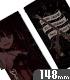 デート・ア・ライブ/デート・ア・ライブ/原作版 時崎狂三 両面フルグラフィックTシャツ
