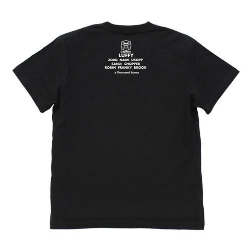 ONE PIECE/ワンピース/レヴェリー編 麦わらの一味 Tシャツ