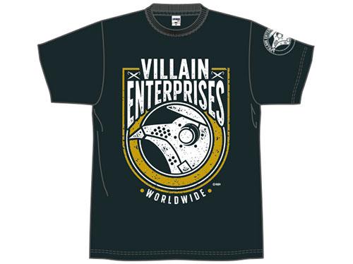 新日本プロレスリング/新日本プロレスリング/マーティー・スカル「VILLAIN ENTERPRISES WORLDWIDE 2019」Tシャツ