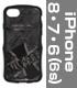 黒森峰女学園 TPUバンパー iPhoneケース [6・7・..