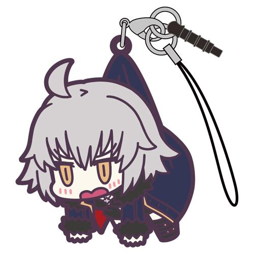 Fate/Fate/Grand Order/アヴェンジャー/ジャンヌ・ダルク[オルタ]邪竜の魔女ver新宿1999 つままれストラップ