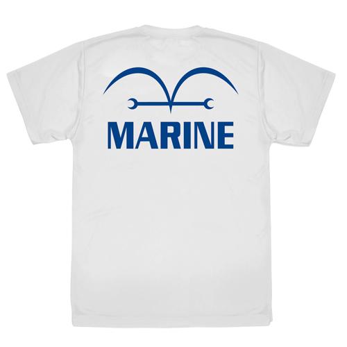 ONE PIECE/ワンピース/海軍 ドライTシャツ