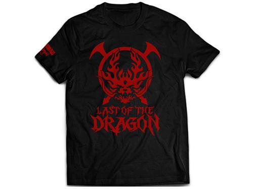 新日本プロレスリング/新日本プロレスリング/鷹木信悟「ラスト・オブ・ザ・ドラゴン」Tシャツ