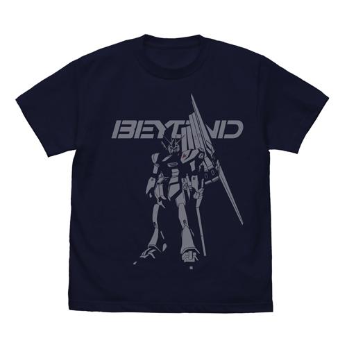 ガンダム/機動戦士ガンダム逆襲のシャア/νガンダムBEYOND Tシャツ