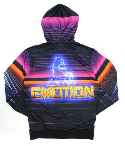 EMOTION/EMOTION/EMOTION フルグラフィックライトパーカー