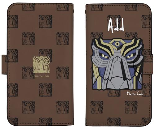 ロード・エルメロイII世の事件簿 -魔眼蒐集列車 Grace note-/ロード・エルメロイII世の事件簿 -魔眼蒐集列車 Grace note-/アッド 手帳型スマホケース 148
