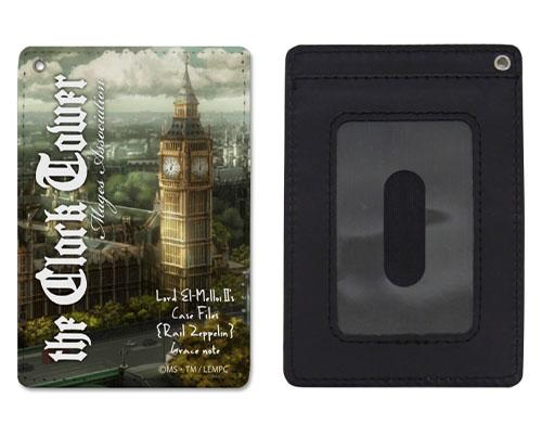 ロード・エルメロイII世の事件簿 -魔眼蒐集列車 Grace note-/ロード・エルメロイII世の事件簿 -魔眼蒐集列車 Grace note-/時計塔 フルカラーパスケース