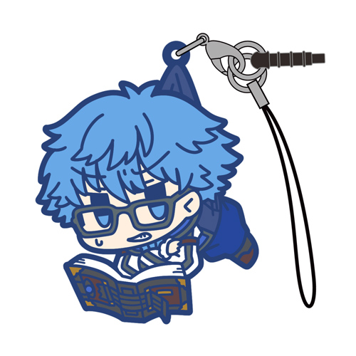 Fate/Fate/Grand Order/キャスター/ハンス・クリスチャン・アンデルセン つままれストラップ