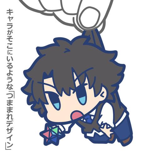 Fate/Fate/Grand Order/ぐだ男 礼装アニバーサリー・ブロンドVer. つままれストラップ