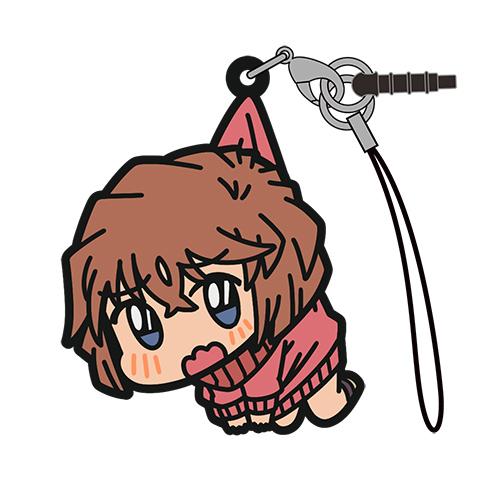 名探偵コナン/名探偵コナン/灰原哀 つままれストラップ Ver.2.0