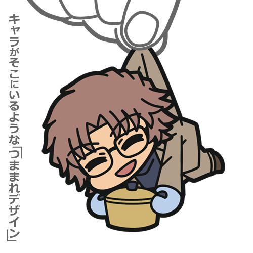 名探偵コナン/名探偵コナン/沖矢昴 つままれストラップ