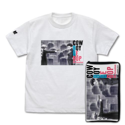 カウボーイビバップ/カウボーイビバップ/カウボーイビバップ 9巻 VCパッケージポーチ&Tシャツ