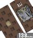 アッド 手帳型スマホケース 138