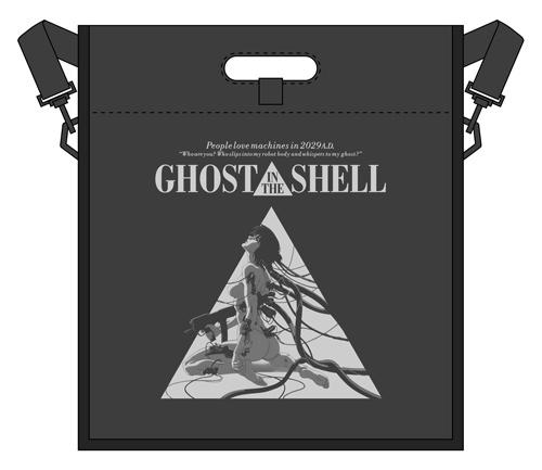 攻殻機動隊/GHOST IN THE SHELL / 攻殻機動隊/GHOST IN THE SHELL/攻殻機動隊 BDパッケージ レコードバッグ