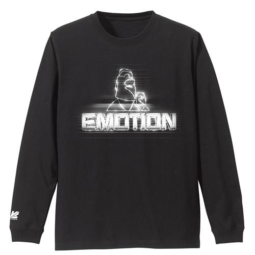 EMOTION/EMOTION/EMOTION ロングスリーブTシャツ