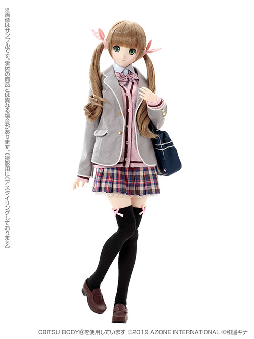 AZONE/Happiness Clover/Happiness Clover 和遥キナ学校制服コレクション / くれは AOD511-KSK
