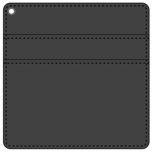 ライディーン/勇者ライディーン/勇者ライディーン PERFECT COLLECTION 1 LDパッケージ パスケース