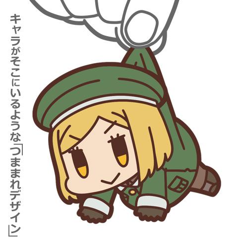 Fate/Fate/Grand Order/バーサーカー/ポール・バニヤン つままれキーホルダー