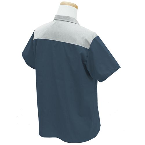 ガンダム/機動戦士ガンダム/連邦兵 デザインワークシャツ アムロVer.