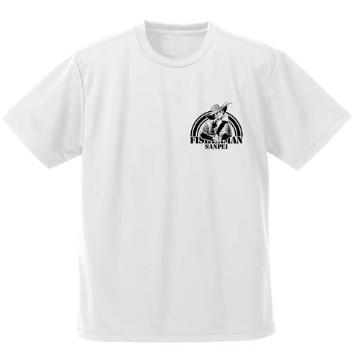 釣りキチ三平/釣りキチ三平/釣りキチ三平 ドライTシャツ