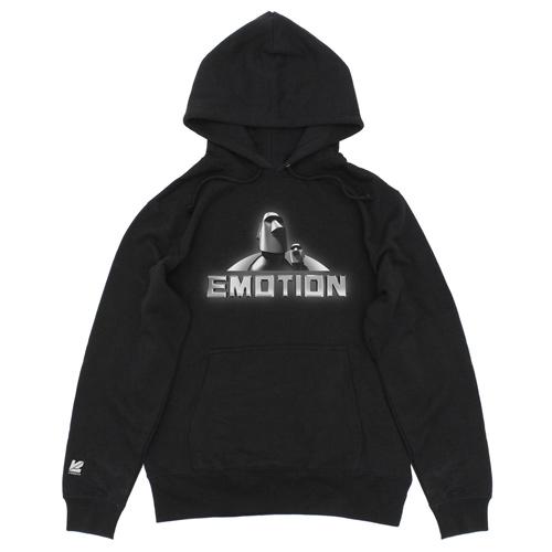 EMOTION/EMOTION/EMOTION プルオーバーパーカー