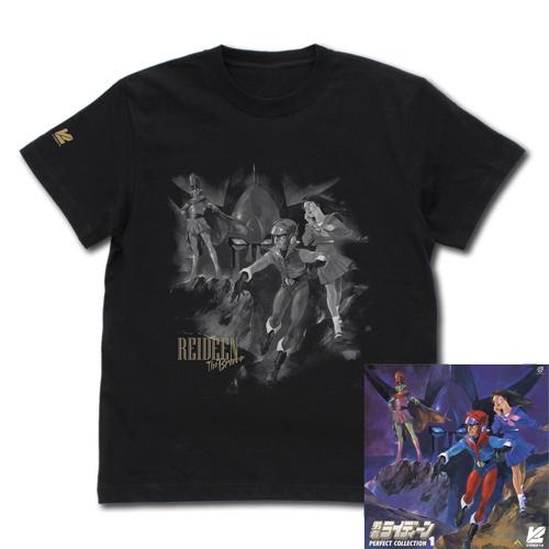 ライディーン/勇者ライディーン/勇者ライディーン PERFECT COLLECTION 1 LDパッケージ Tシャツ