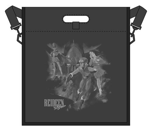 ライディーン/勇者ライディーン/勇者ライディーン PERFECT COLLECTION 1 LDパッケージ レコードバッグ