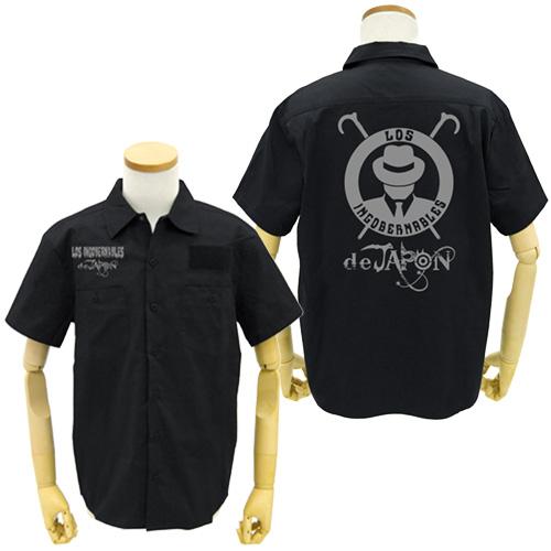 新日本プロレスリング/新日本プロレスリング/★限定★L・I・J ワッペンベースワークシャツ