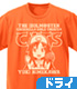 THE IDOLM@STER/アイドルマスター シンデレラガールズ劇場/しんげき 姫川友紀 ドライTシャツ