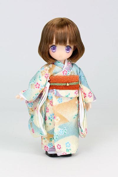 オビツ製作所/Obitsu Body/11cmボディ用 振袖セット