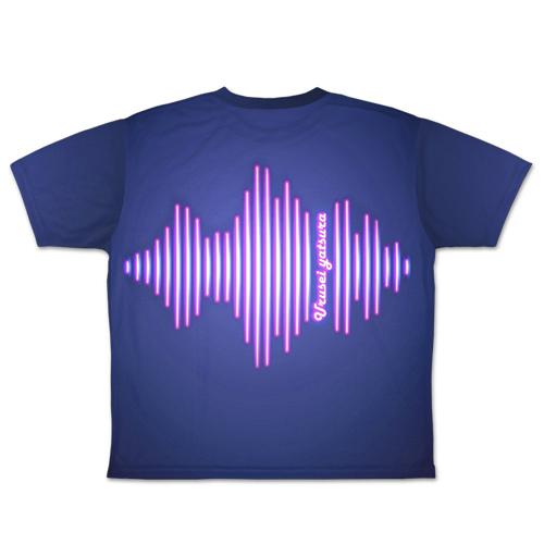 うる星やつら/うる星やつら/ラムちゃんネオンポップ 両面フルグラフィックTシャツ