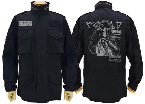 シュヴィ M-65ジャケット