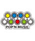 pop'n music 耐水ステッカー