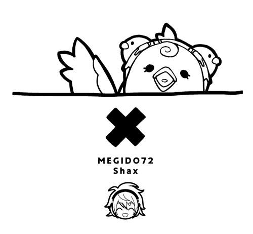 メギド72/メギド72/シャックス メギド体Ver. ラージトート