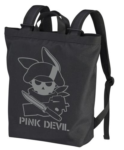 ソードアート・オンライン/ソードアート・オンライン オルタナティブ ガンゲイル・オンライン/ピンクの悪魔 2wayバックパック