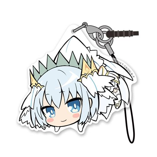 デート・ア・ライブ/デート・ア・ライブIII/鳶一折紙 アクリルつままれストラップ
